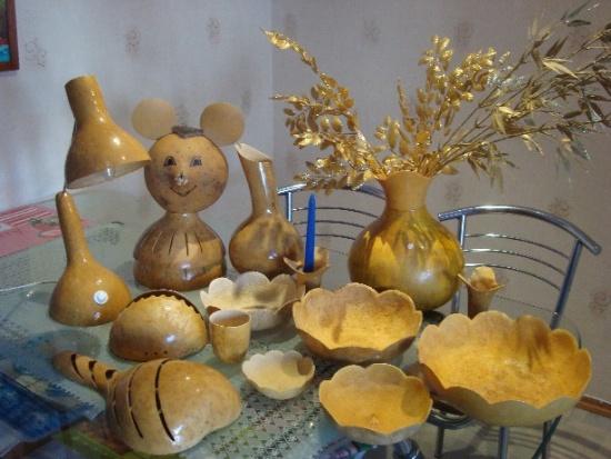 Из чего сделать грибы своими руками